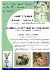 Caux Isabelle COMMANDRE Conference