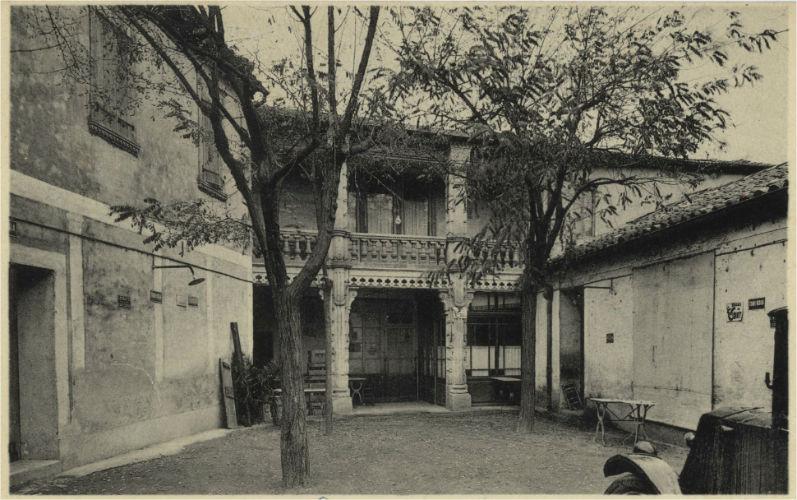 Caux casino de l`alhambra