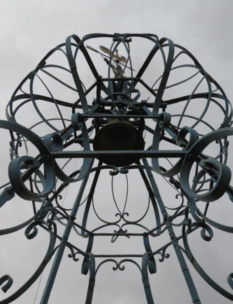 clocher de Caux - campanile