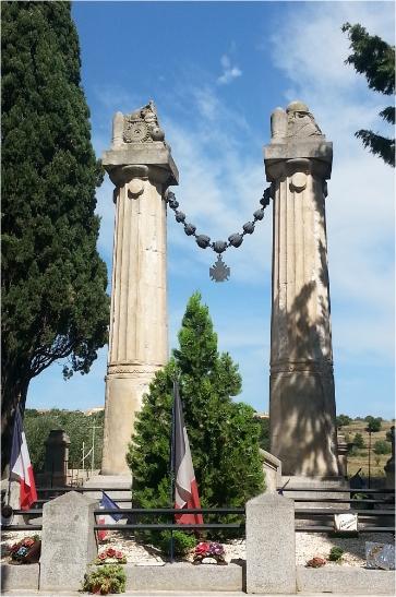 Monument aux Morts de Caux