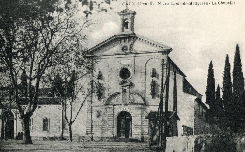 Caux église de Mougères